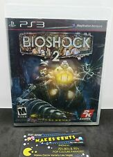 ❤️NEW SEALED BIOSHOCK 2 Playstation 3 PS3 Black Label - FAST SHIPPING!!❤️