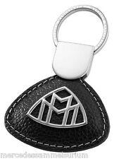 Mercedes Benz MAYBACH Original Porte-clés Cuir nappa noir nouveau en emballage