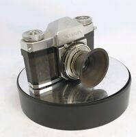 Zeiss Ikon Contaflex I 1 (861/24) Near Mint TESTED + Case SLR  GREAT #921