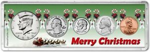 Merry Christmas Coin Gift Set for the year 2000