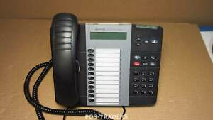 Mitel 5312 IP Desktop Phone 50005847 VoIP Multi-line Black INCL HANDSET + STAND