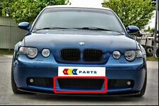 BMW NEW GENUINE 3 E46 COMPACT 00-06 FRONT M SPORT BUMPER LOWER CENTER GRILL