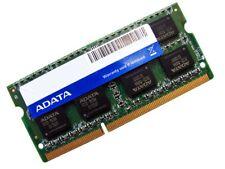 ADATA AD73I1B1674EU 2GB 2Rx8 204-Pin SODIMM PC3-10600S-999 DDR3 Laptop Memory