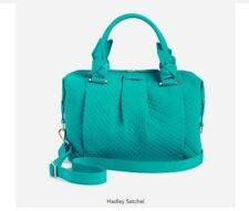 Vera Bradley NWT Hadley Satchel Bag