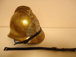 Jugulaires pour casque pompier Mle. 1885/1895