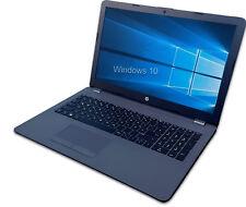 "HP Notebook 15 6"" 255 G6 AMD E2-9000e 4gb 1tb HDD Win 10"