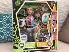Monster High Deuce Gorgon and Cleo De Nile Original 2 figure set UNOPENED