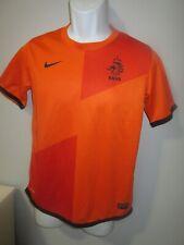Youth Boys Nike KNVB Nederland Netherland Holland Soccer Jersey sz. XL  EUC