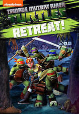 NEW!!! Teenage Mutant Ninja Turtles: Retreat (DVD, 2015)