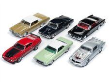 AUTO WORLD PREMIUM 2018 RELEASE 2 SET A 6-CAR SEALED CASE 1:64 DIECAST AW64172 A