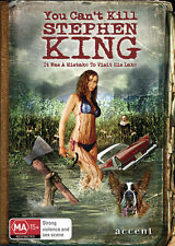 You Can't Kill Stephen King (DVD) - ACC0286 - Limited Stock