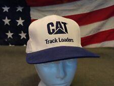 CAT CATERPILLAR TRACK LOADERS Hat