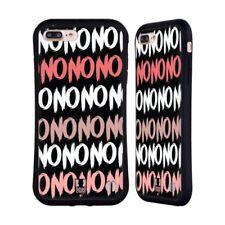 Cover e custodie neri modello Per iPhone 7 Plus per cellulari e palmari senza inserzione bundle