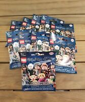 Lego Minifigure~Series 22 Ltd. Edt.~Harry Potter Fantastic Beasts~Lot Of 10~New~