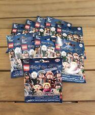 Lego Minifigure~Series 22 Ltd. Edt.~Harry Potter Fantastic Beasts~Lot Of 10~New~