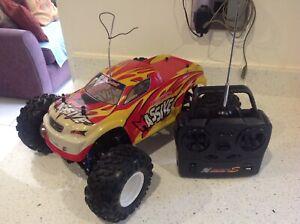 Radio control buggy