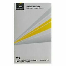 Sprint Anti-Glare Screen Protector for HTC EVO 4G LTE (2 pack)