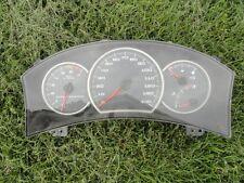 PONTIAC Grand Prix DASH GAUGE CLUSTER 2005