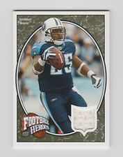 LenDale White Titans 2008 Upper Deck Football Heroes Jersey #55