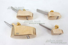 New 1set (4PCS)Brass Planes tool luthier tools violin Special tools high quality