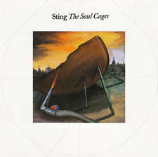 Sting ‎– The Soul Cages / A&M Records CD 1991  MADE IN WEST GERMANY  ‎