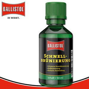 Ballistol 50 ML Quick Blueing