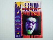 Loop Scoop Magazine Summer 1992 Premiere Issue WLUP 97.9 The Loop Radio Station