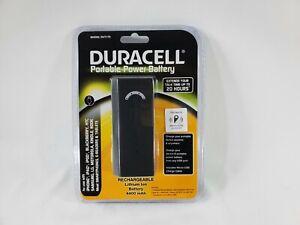 Duracell Portable Power Bank DU7170 4400mAh Rechargeable New .
