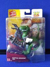 Disney's Pixar Toy Story Battle Armor rex Action Figure Toy