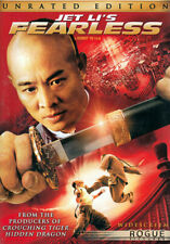 JET LI'S FEARLESS (UNRATED WIDESCREEN EDITION) (DVD)