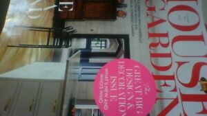 House and Garden magazine October 2021
