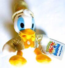 NEW! Disney Small Donald Duck Plush Doll from Tokyo Japan Disneyland Kingdom