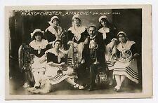 Orchestre de cuivres . ALLEMAGNE . ESSEN. 24 Avril 1923. BLASORCHESTER AMAZONE