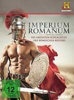 Imperium Romanum - Die größten Schlachten des Römischen R... | DVD | Zustand gut