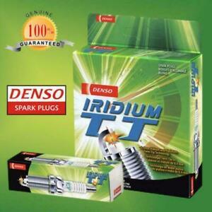 Denso Iridium Spark Plugs Suitable For Toyota Aurion 3.5L 2006-2012 IKH20TT