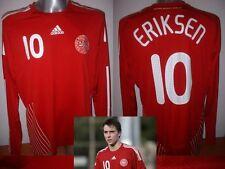 Denmark ERIKSEN Spurs Adidas FORMOTION Adult XL BNWT Shirt Jersey Soccer Dansk