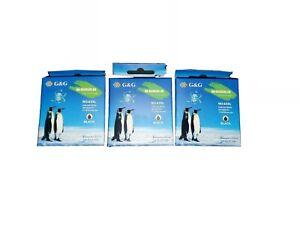 *HP 63XL Black Ink Cartridges 'High Yield' (3Black)