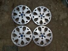 "Set of 4 New 2012 2013 2014 Focus 16"" Hubcaps Wheel Covers 7059 Free Shipping"