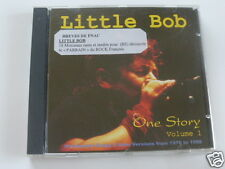 "CD LITTLE BOB  ""ONE STORY"" VOLUME1, 18 TITRES, TRES BON ETAT"