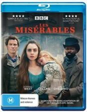 Les Miserables (BBC) 2019 : NEW Blu-Ray