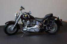 TAMIYA Harley Davidson Fatboy FLSTF 1/6, costruiti & laccati, Terminator 2, built