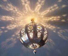 Lustre plafonnier marocain fer forgé lampe applique p lanterne orient suspension