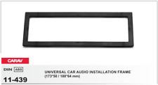 CARAV 11-439 1Din Universal Marco Adaptador Kit Instalacion Radio