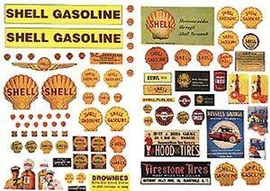 JL Innovative Vintage Shell signs 488