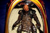 """LORD OF THE RINGS THE TWO TOWERS GRISHNAKH 6"""" ACTION FIGURE TOYBIZ 2002"""
