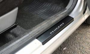 Peugeot 107 Door Step Vinyl Sticker (Pair)