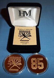 NY Giants David Tyree Highland Mint Super Bowl Championship Gold Coin Limited