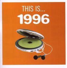 CD*THIS IS...1996**HITPARADE 1996***NAGELNEU & OVP!!