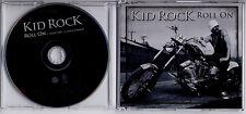 KID ROCK Roll On 2007 UK 2-track promo CD