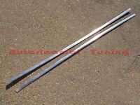 Coppia Modanature Sottoporta in Alluminio per FIAT 500 F L R